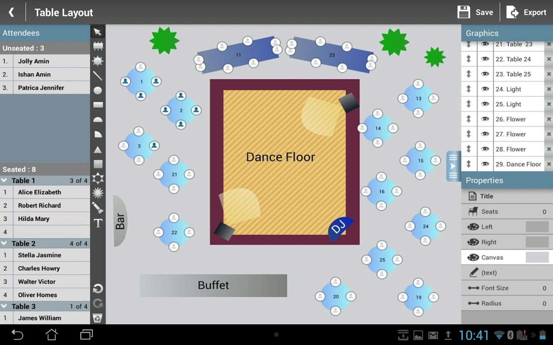Perfect Wedding Planner Screenshot