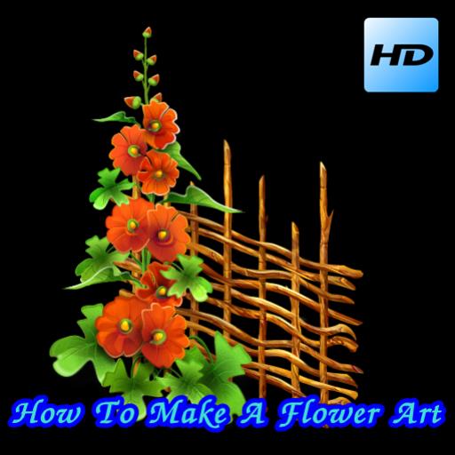 Make A Flower Art Tip