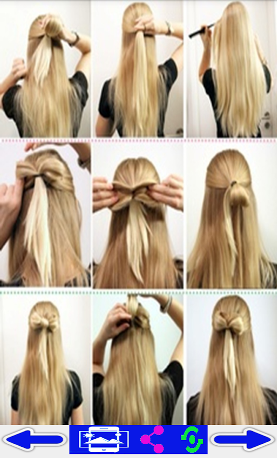 Hairstyles Step By Step top 25 best step by step hairstyles ideas on pinterest simple hair updos easy hairstyle and simple hairstyles Step By Step Hairstyles Screenshot