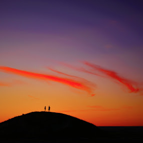 by Antonio Tavoletti - Landscapes Sunsets & Sunrises