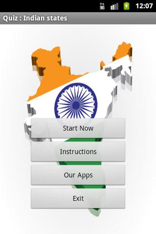 Quiz: Indian States