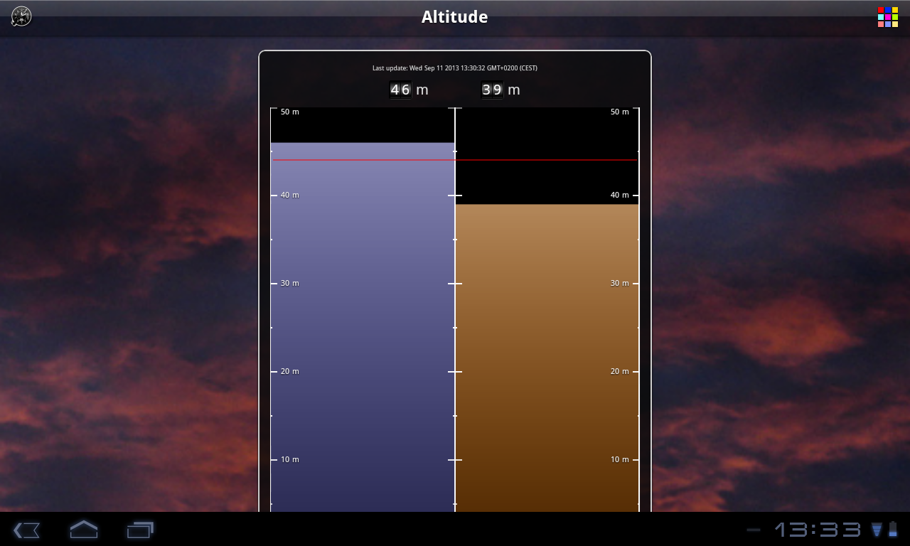 Altitude- screenshot