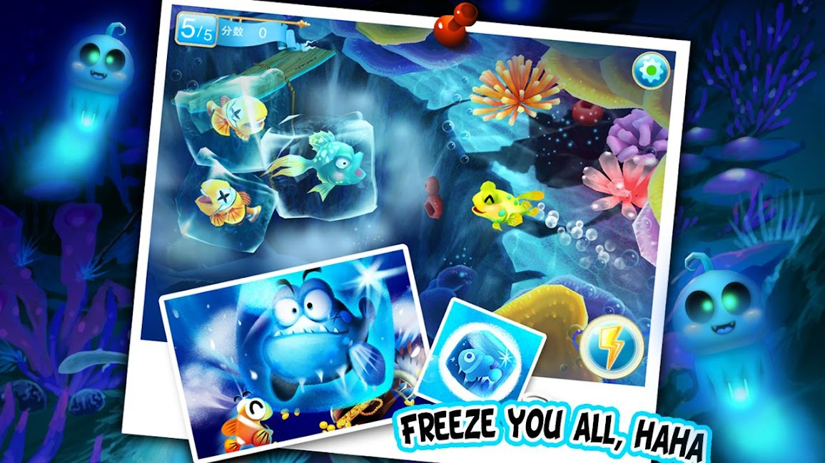 #4. Fish Party Online (Android)