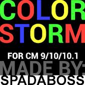 CM10 Theme ColorStorm