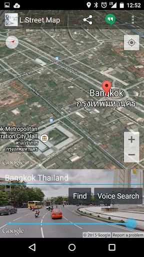 L街景地圖