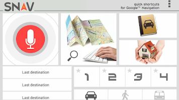 Screenshot of SNAV Navigator