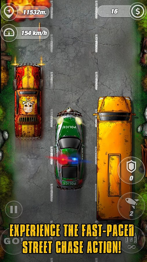 Police Chase - screenshot