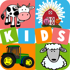 4 Pics 1 Word Kids for PC and MAC