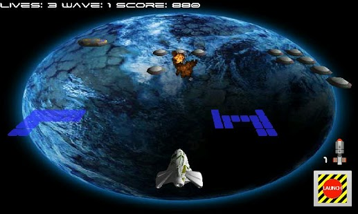 3D Invaders Beta - 3D Game Screenshot 8