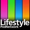 Lifestyle PodNetwork Shows logo