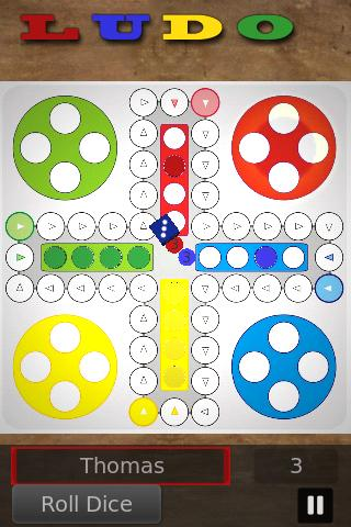 Ludo - screenshot