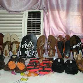Shoes Collections by Palak Patel - Wedding Getting Ready ( artistic, object )