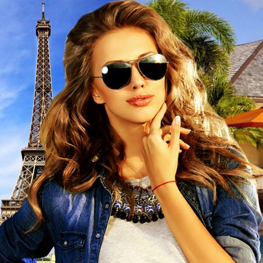 更換背景圖片 攝影 App LOGO-APP試玩