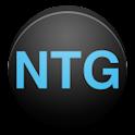 Name Tag Game App icon