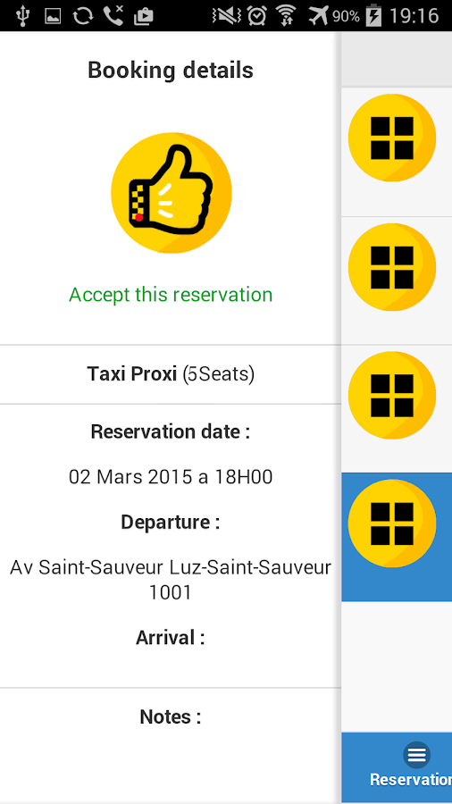 Taxi Proxi- screenshot
