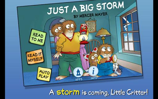 Just A Big Storm