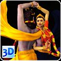 Radha Krishna 3D LiveWallpaper icon
