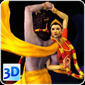 Radha Krishna 3D LiveWallpaper