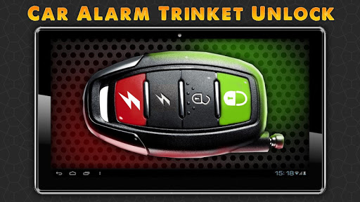 Car Alarm Trinket Unlock