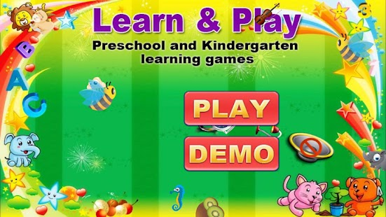 【免費教育App】Learn & Play - PreK-APP點子