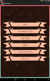 5th December Cakes & Cupcakes- screenshot thumbnail