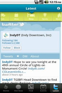 Indy Downtown - screenshot thumbnail