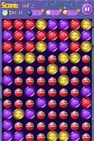 Screenshot of Bubble Face Blitz