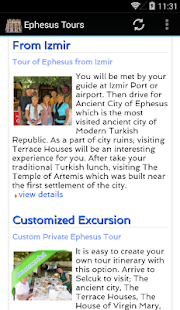 Ephesus Tours- screenshot thumbnail