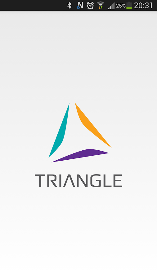Triangle Scanner - screenshot