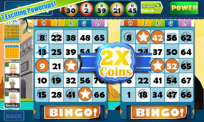 Bingo Fever - Free Bingo Game- screenshot