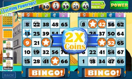 Bingo Fever - Free Bingo Game 1.10 screenshot 347780
