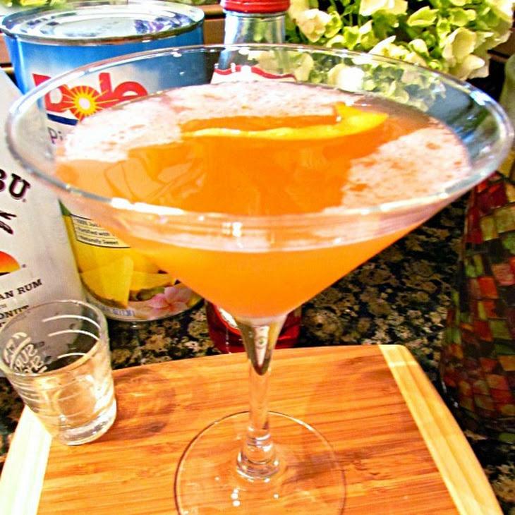 Bikini Martini Recipe