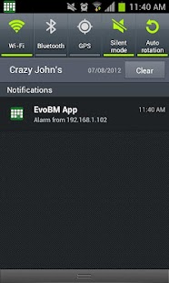 EvoBM- screenshot thumbnail