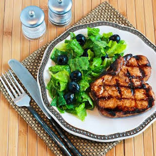 Soy Sauce Garlic Pork Chops Recipes.