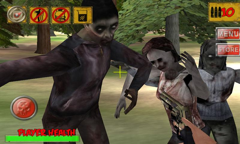 3D Hunting: Zombies Reloaded- screenshot