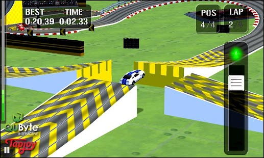 HTR High Tech Racing - screenshot thumbnail