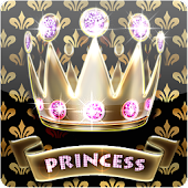 Princess Crown Live Wallpaper
