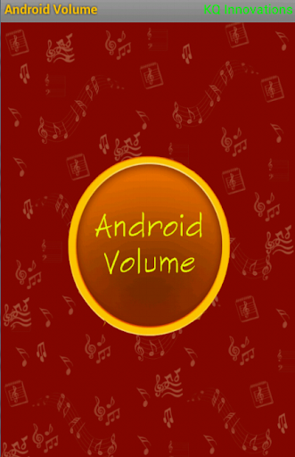 Volume for Android