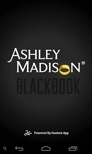 Ashley Madison BlackBook Phone - screenshot thumbnail