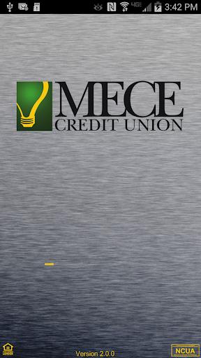 MECE Credit Union Mobile