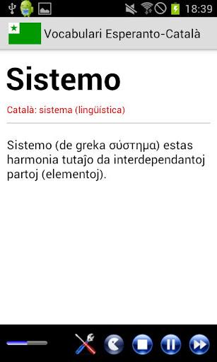 Vocabulari Esperanto-Català