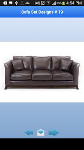 Stylish Sofa Set Designs - náhled