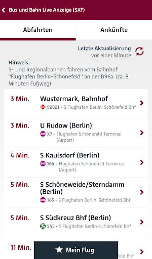 【免費旅遊App】Berlin Airport (SXF/TXL)-APP點子