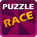 Photo Puzzle Race Gold Edition icon