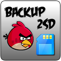 Angry Birds Backup 2 SD icon