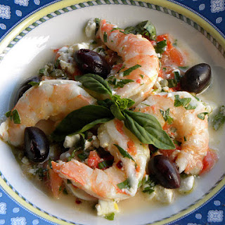 Mediterranean Shrimp.