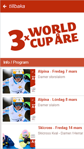 World Cup Åre