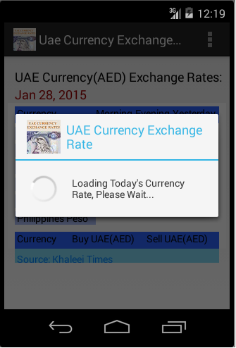 Forex rates uae