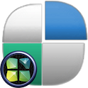 Next Launcher Theme Meego icon