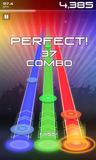 Music Hero - Rhythm Beat Tap Screenshot